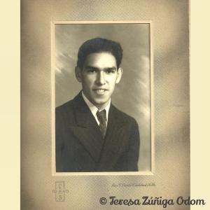 My dad - Praxedis Sotelo Zúñiga