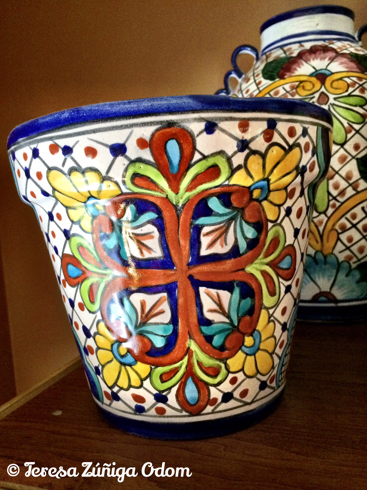 More Tales Of Talavera Pottery Southern Se 241 Ora