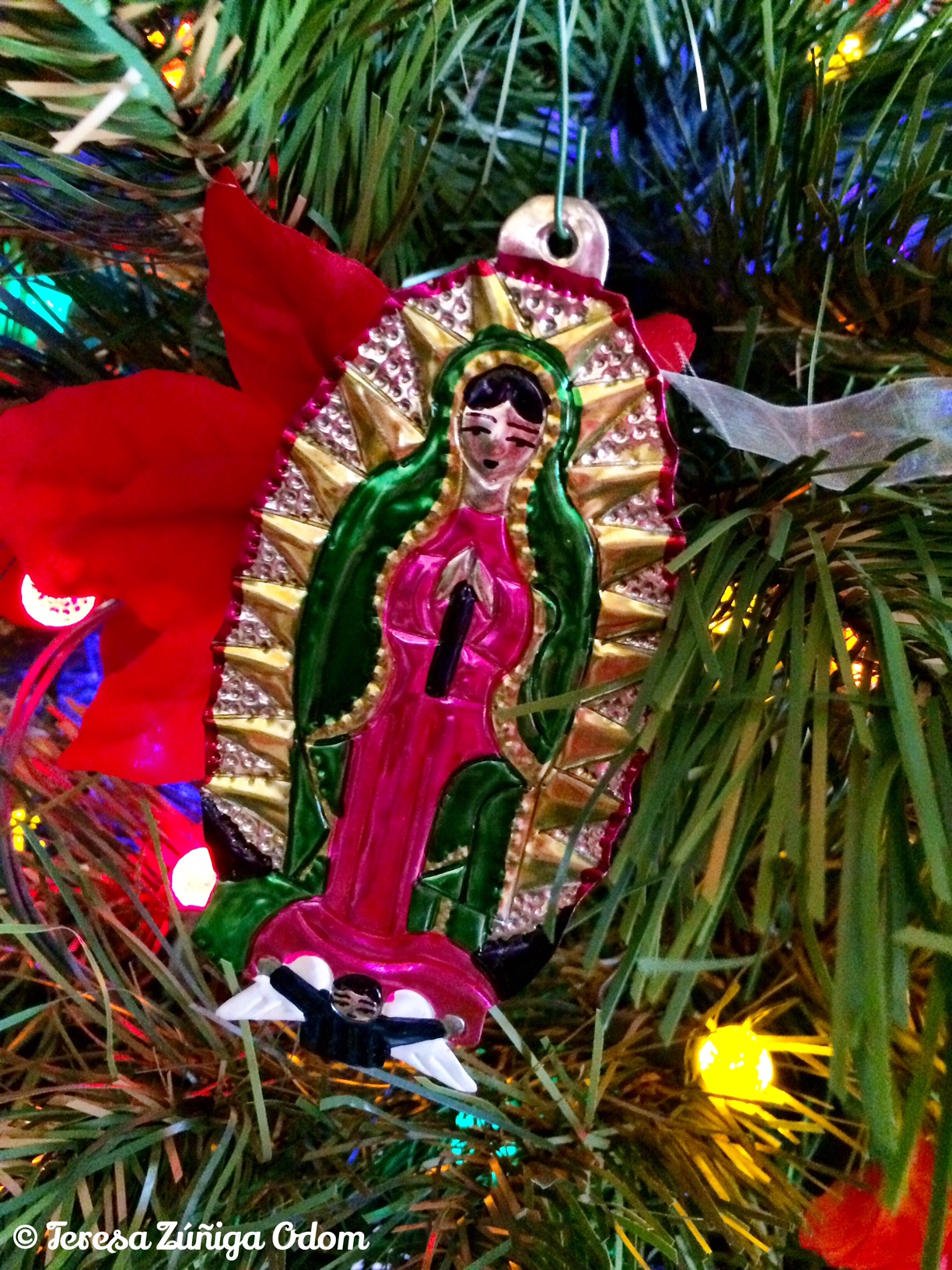 My Mexican Christmas Tree | Southern Señora