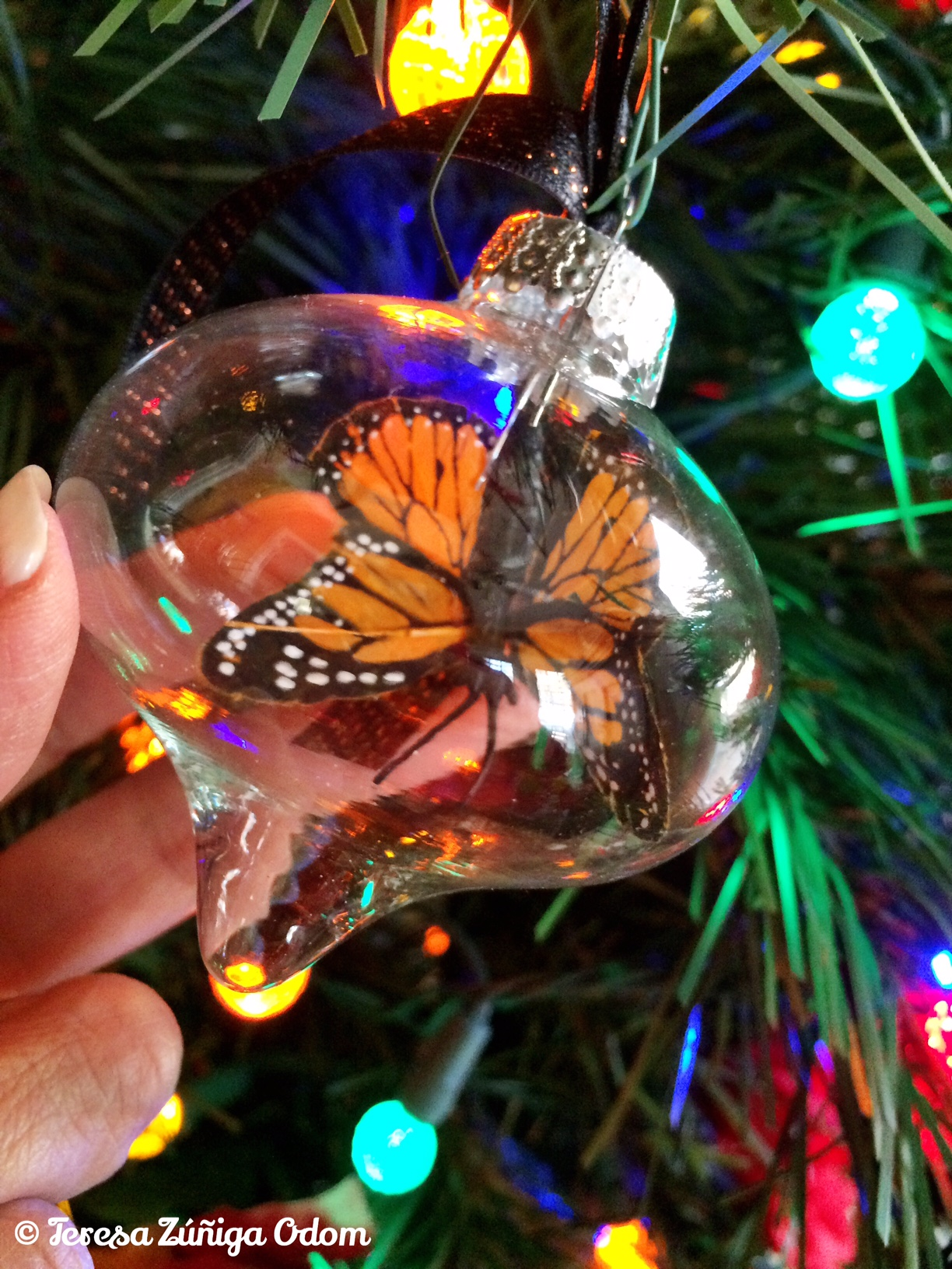 Traditional mexican christmas decorations - I Have Several Of These Ornaments On The Tree I Made Several Of These Last Year As Thank You Gifts To My Hica Hispanic Interest Coalition Of Alabama