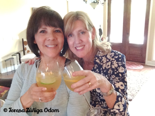 Salud!...from me and Karen!