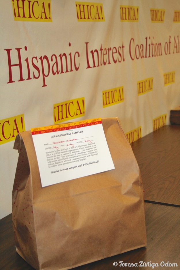 HICA has been grateful to the Piggy Wiggly in Homewood for many years for supplying grocery bags to contain the tamale orders.