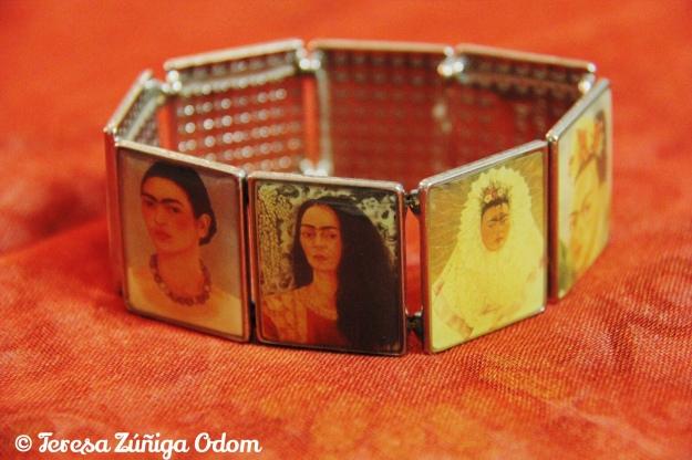 Frida Kahlo bracelet...