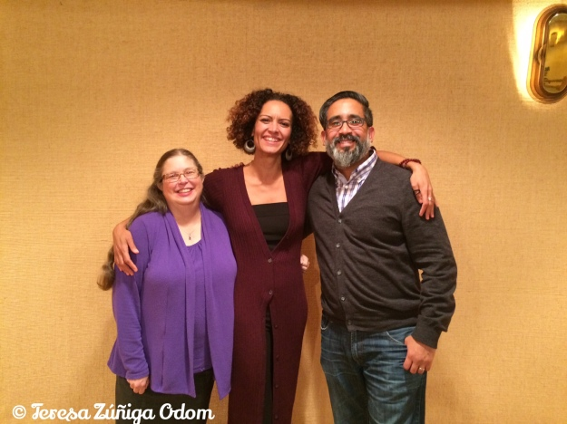 BCRI Town Hall Panelists - Dr. Lynn Adrian, Wanda Benvenutti, and Dr. Carlos Aleman