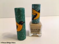 New addition to my Frida nail and lipstick collection...