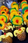 One of the most sought after treats at Fiesta - pina colada drinks!