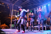 Headliner, El Dasa at Fiesta 2014
