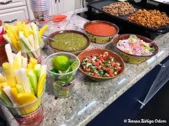 Cooking segent on WBRC Fox 6 with Mi Pueblo
