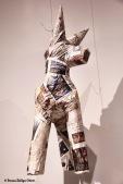 Burro sin Vestir / Undecorated donkey piñata