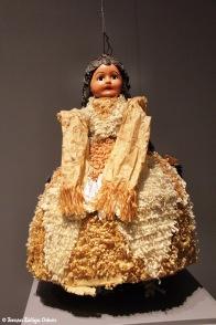 Vintage China Poblana Piñata