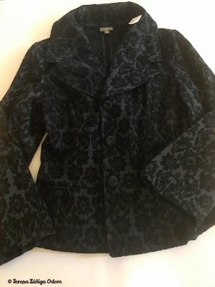 J Jill black jacket