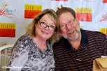 2012 - Board member Jennifer Kilburn with her hubby, Ray