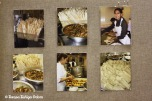 2009 - Photos I took during the 2005 tamale sale when we made tamales in the Culinard kitchen. We had these enlarged to showcase the tamales!