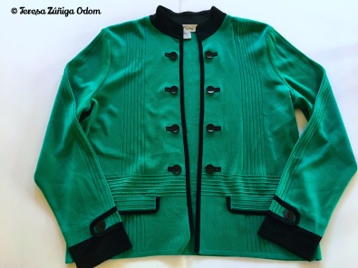 Ming Wang Jacket