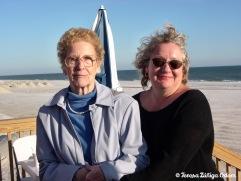 Aunt Joyce and Debbie