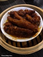 Chicken feet!