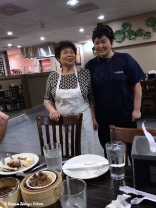 Michelle Mei introduces us to Chef He who has spent 30 years working at Ceasars Palace in Vegas!