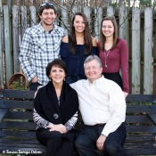 Nov 2011 - Family photo