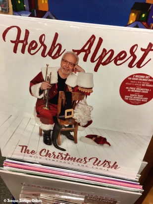 Herb Albert's new Christmas CD 2017
