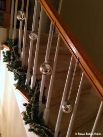 Staircase decor