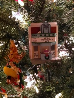 One of my favorite ornaments...It's a Wonderful Life!