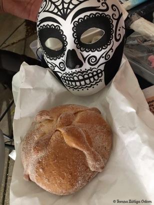Pan de muertos!