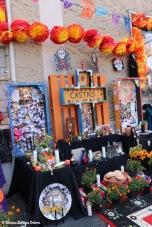 Gillermo Castro altar area