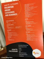 List of nominees in each category