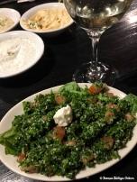 Tabouli salad!