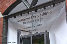 Daniel's Story exhibit - I remember my children reading this book in school. The exhibit is for children and you walk through Daniel's home and other parts of the story.