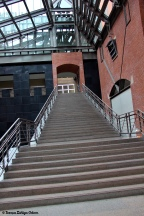 Entrance to the Holocaust Museum