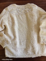 Kung Brohers Hong Kong beaded sweater