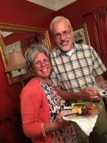 My sister Helene and her husband Joe