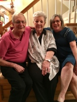 My brother and sister-in-law, Allen and Rhonda with mom