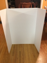 Every great project starts with a tri-fold!