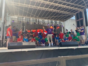 Birmingham Boys Choir performs at Fiesta 2019
