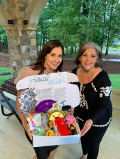 We featured our Fiesta in a Box on Talk of Alabama!