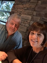 "Last year (2019) celebrating our ""anniversary"" at Firebirds"