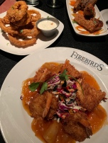 Can't go wrong with appetizers at Firebirds!