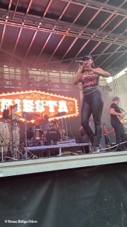 Genessa and The Selena Experience - Fiesta 2019