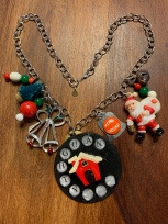 Kerry Leasure necklace creation!