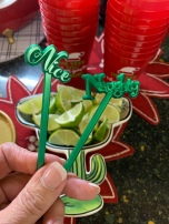 Could these stir sticks be any cuter?!