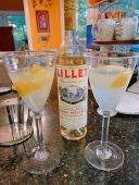 Lillet cocktail