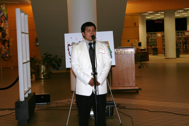 Frank Francisco - Fiesta Scholarship recipient 2008